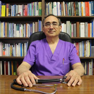Doctor Manuel Cerezo Ureña